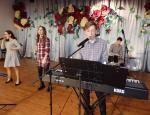 Jesienne wspólne śpiewanie w Wiśniewie