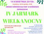 IV JARMARK WIELKANOCNY